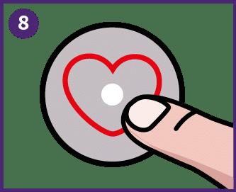 8. Anna sähköimpulssi