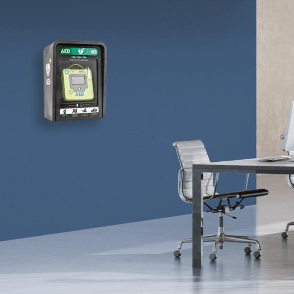 Cabix Indoor -defibrillaattorikaappi