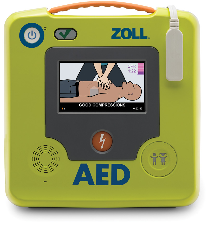 ZOLL AED 3 -defirbillaattori